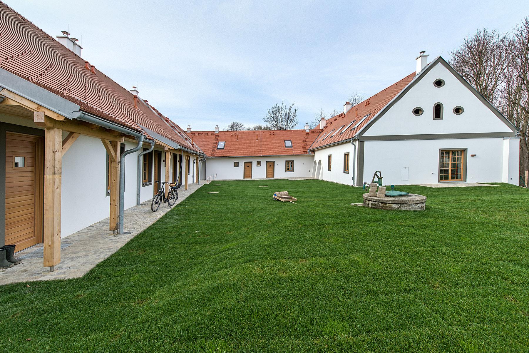 Der Wohntraum im Landhausstil