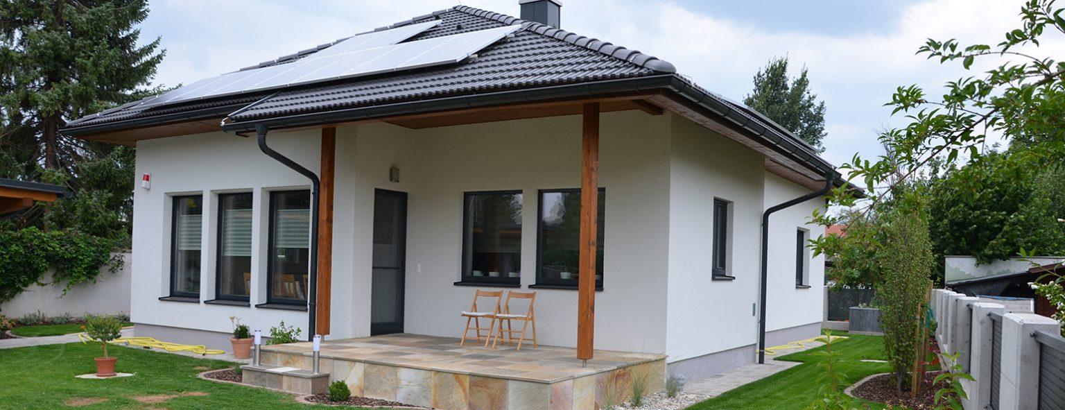 Ein Einfamilienhaus zum Wohlfühlen